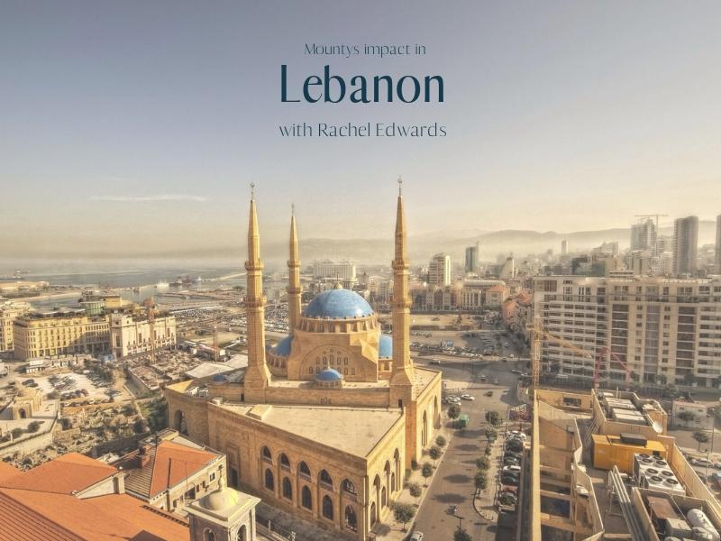 Lebanon with Rachel Edwards