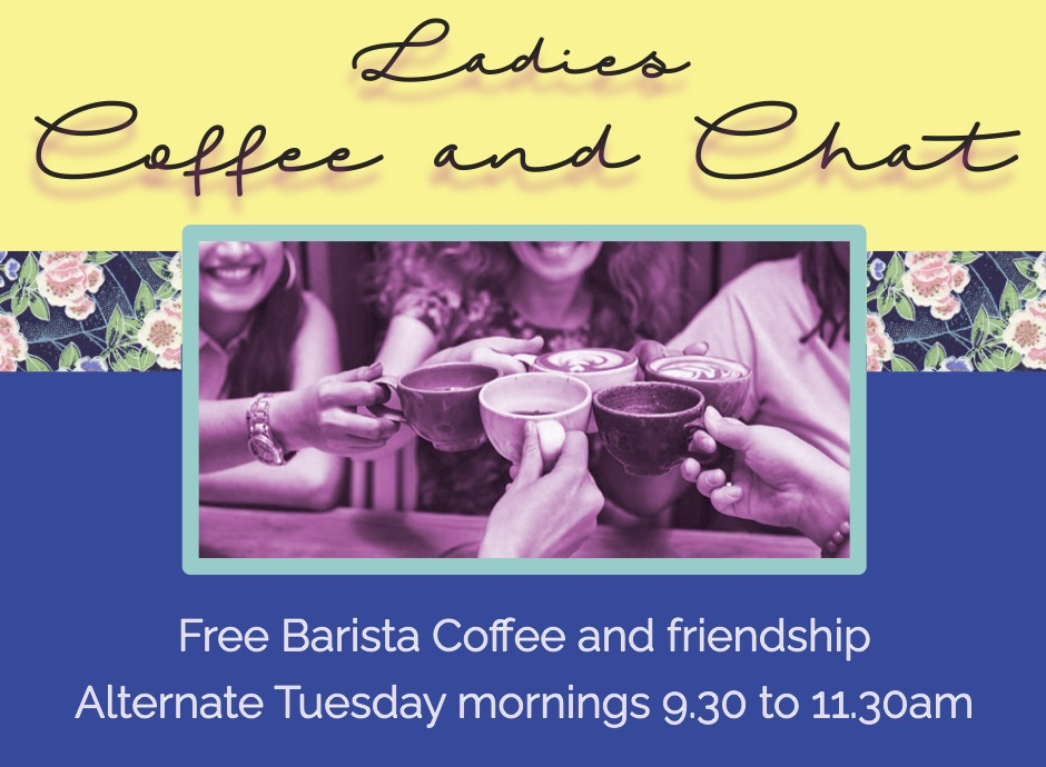 Ladies Coffee and Chat